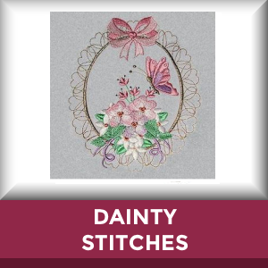 Dainty Stitches