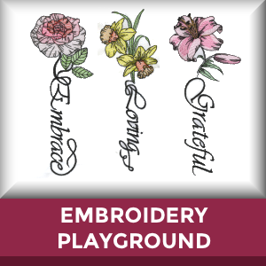 Embroidery Playground