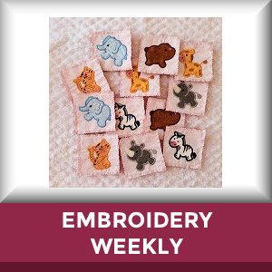 Embroidery Weekly