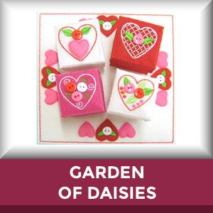 Garden Of Daisies