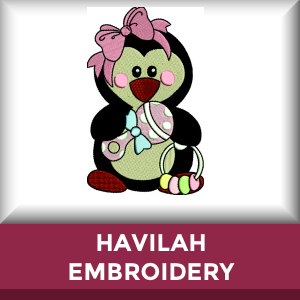 Havilah Embroidery Designs