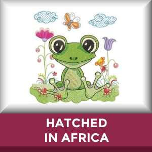 Hatched In Africa