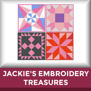 Jackies Embroidery Treasures