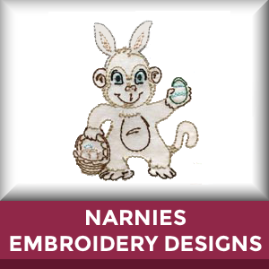 Narnies Embroidery Designs
