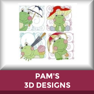 Pams 3D Designs