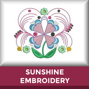 Sunshine Embroidery
