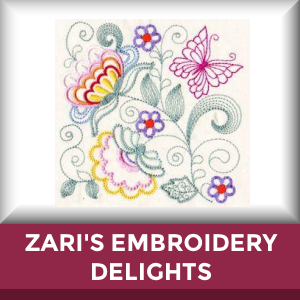 Zaris Embroidery Delights