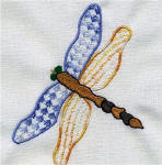 Free Sampler Provided By Jericho Designs-retired