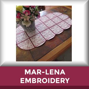 Mar-Lena Embroidery