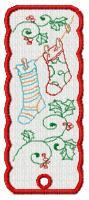 Christmas Time Bookmarks