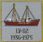 US Lightships By Hull Number