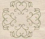 Candlewick Quilt Set 1