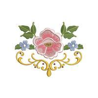 Victorian Florals 2
