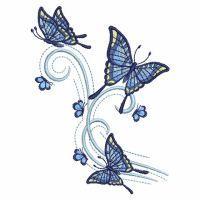 Fluttering Fancy