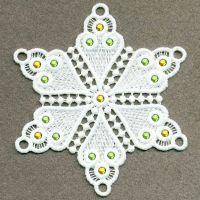 FSL Crystal Snowflakes 3