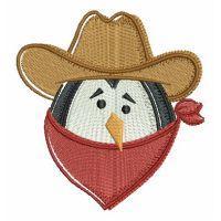 Cowboy Penguin