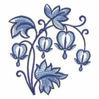 Delft Blue Bloom