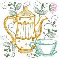 Tea Time Blocks