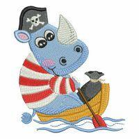 Pirate Animals