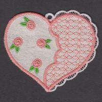 FSL Applique Hearts