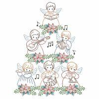 Vintage Music Angels