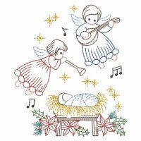 Vintage Music Angels