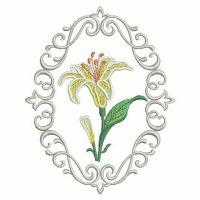 Floral Cameos 2