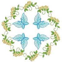 Butterfly Quilt Blocks 3-3