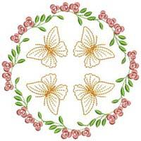 Butterfly Quilt Blocks 3-6