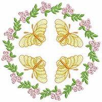 Butterfly Quilt Blocks 3-8