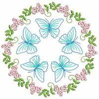 Butterfly Quilt Blocks 3-9