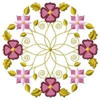 Floral Quilt Blocks 2