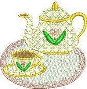 Brilliant Tea Set