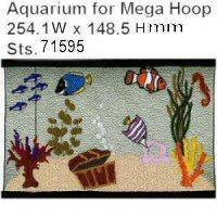 Busy Aquarium Setups