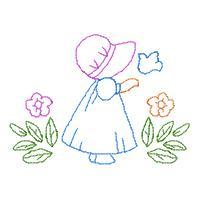 BONNETS AND FLOWERS