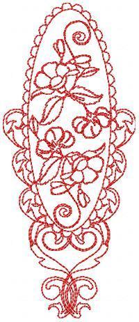 Victorian Redwork