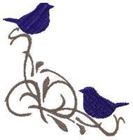 CURLIES AND BIRDS