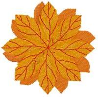 AUTUMN QUILT LEAVES