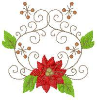 Poinsettia Decor 2