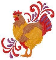 Cock-a-doodle
