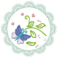Girlie Butterfly Decor