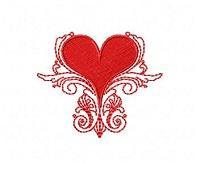 Swirly Hearts