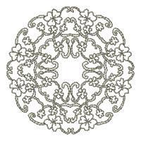 Oriental Quilt Lines