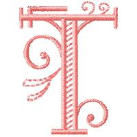 VintageJewel Alphabet