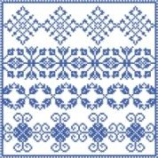 Sampler Vol. 7 - Cross Stitch