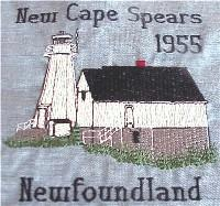 Newfoundland & Nova Scotia Blocks