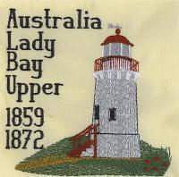 Australia 2 Lighthouse Blocks