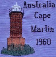 Australia Lighthouse Blocks 3