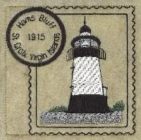 South America Lighthouse Stamps