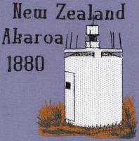New Zealand Lighthouse Blocks 1